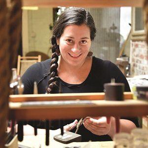 Jen Burrall Portrait