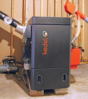 Pellet boilers renewable heating systems for your home for Alternative heating systems for homes