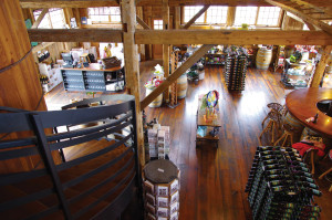 Cellardoor Winery is located in a beautifully restored 200-year-old farm in Lincolnville. PHOTO: John Finch