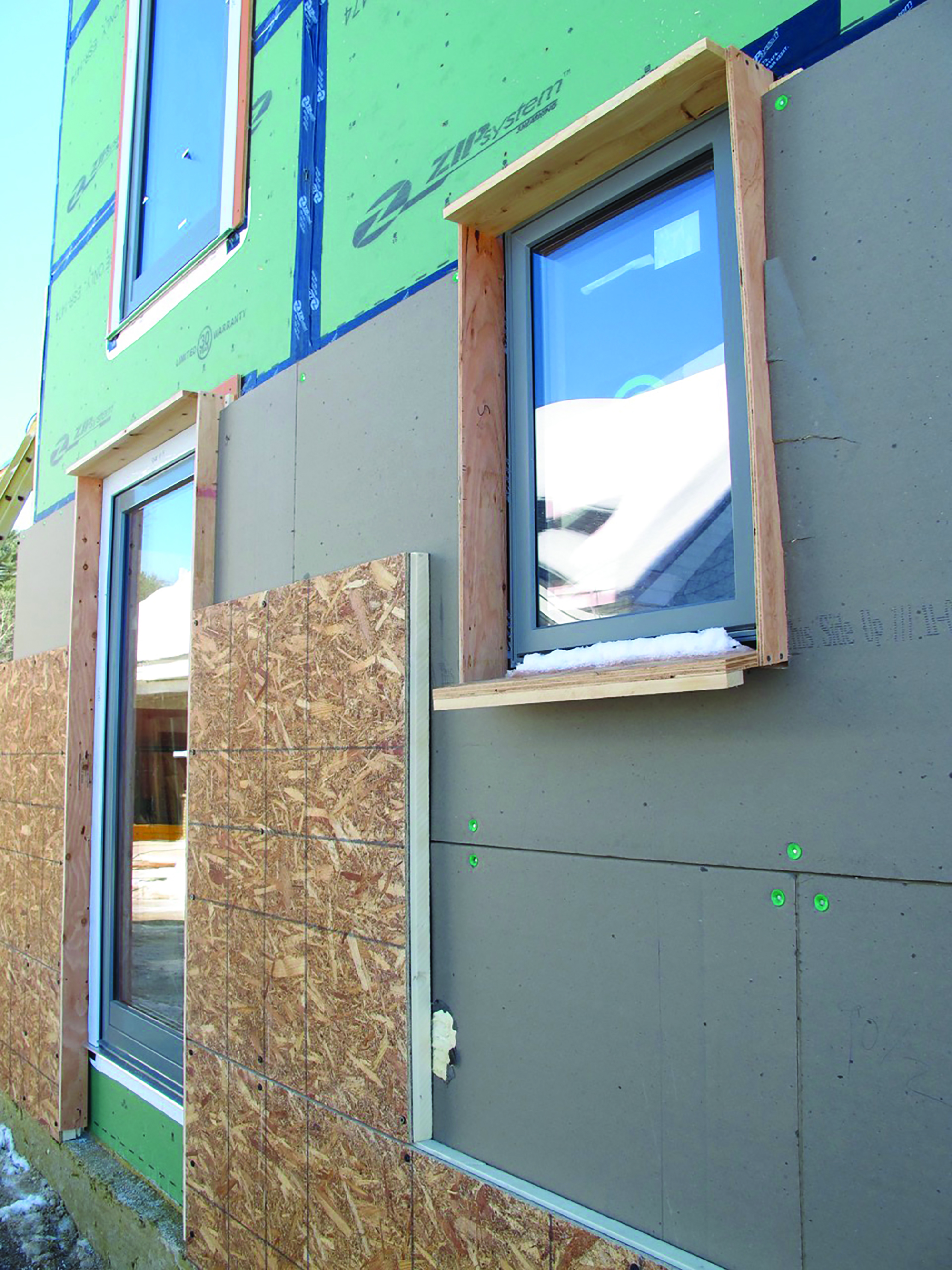 Is the thermal insulation of the façade a necessity or a whim