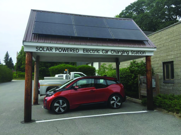 Charging Electric Vehicles In Maine
